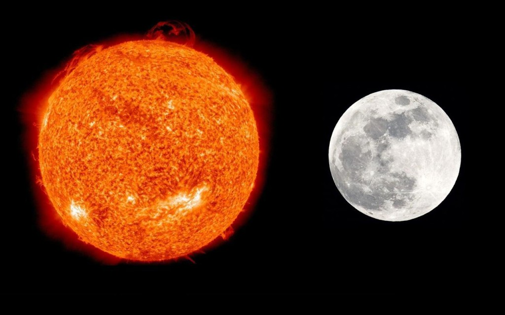 Sun & Moon conjunction