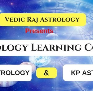 Astrology Learning Course ( Online e-tutorial )